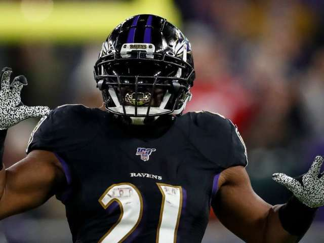 Baltimore Ravens RB Mark Ingram Blames Donald Trump for Alabama's Loss to LSU
