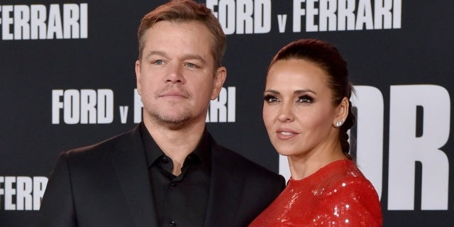 Matt Damon Shows off Tattoos Dedicated to Wife and Daughters - PopCulture.com