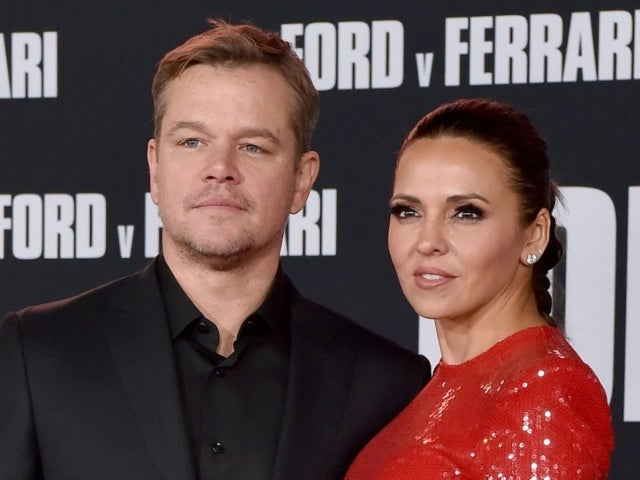 Matt Damon Shows off Tattoos Dedicated to Wife and Daughters