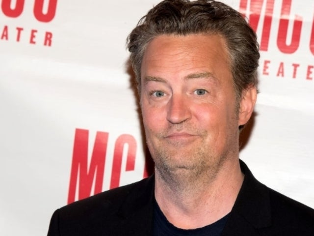'Friends' Co-Stars Reportedly 'Worried Sick' Over Matthew Perry's Health