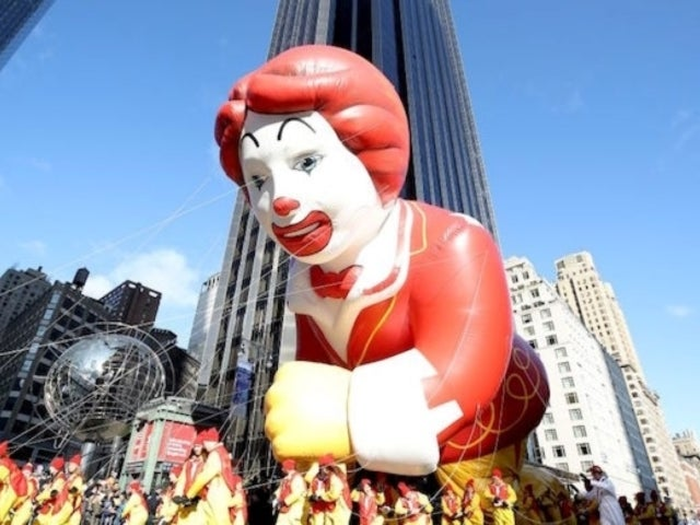 Macy's Thanksgiving Day Parade: Ronald McDonald Balloon Scorched by Twitter