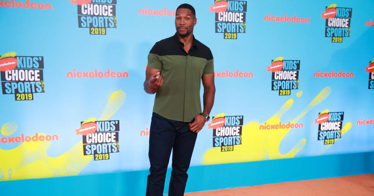 Michael Strahan_ What to Know About His Marriage to Jean Muggli