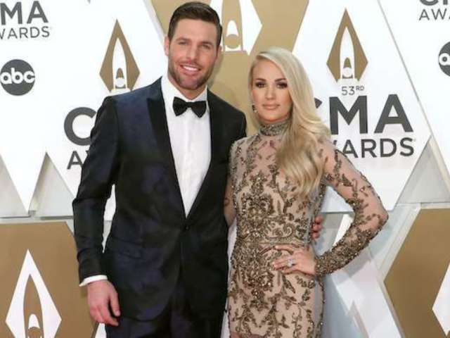 Carrie Underwood's Husband Mike Fisher Shares Sweet Birthday Photo of Son Jacob With Big Brother Isaiah