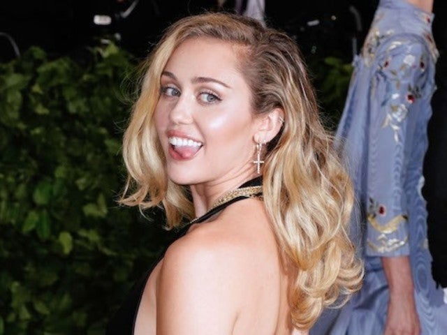 Miley Cyrus Reveals Sizzling New Bubble Bath Photo