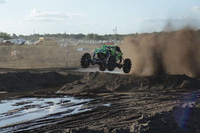 Mudder Trucker