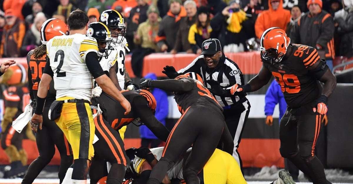 Multiple Suspensions, Fines in Steelers vs Browns Brawl
