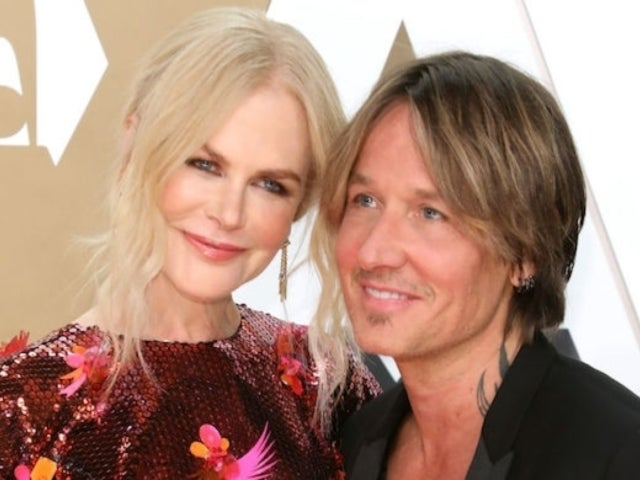 Nicole Kidman Rings in 2020 by Supporting Husband Keith Urban at Nashville New Year's Eve Concert