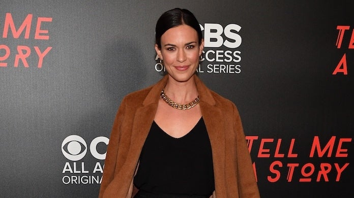 odette-annable-tell-me-a-story-premiere-getty
