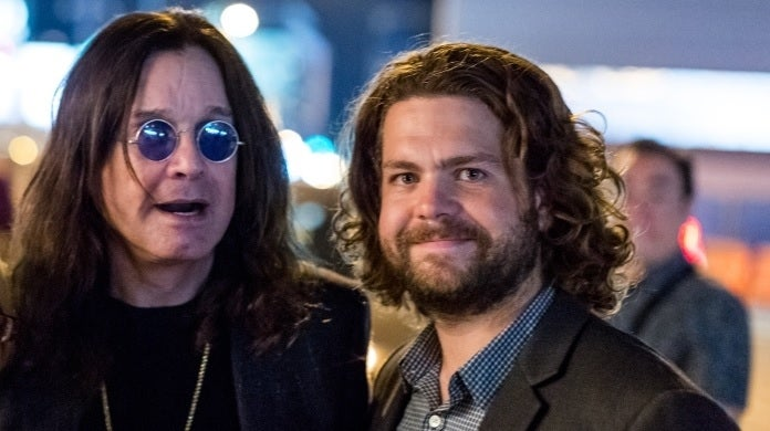 ozzy osbourne jack getty images