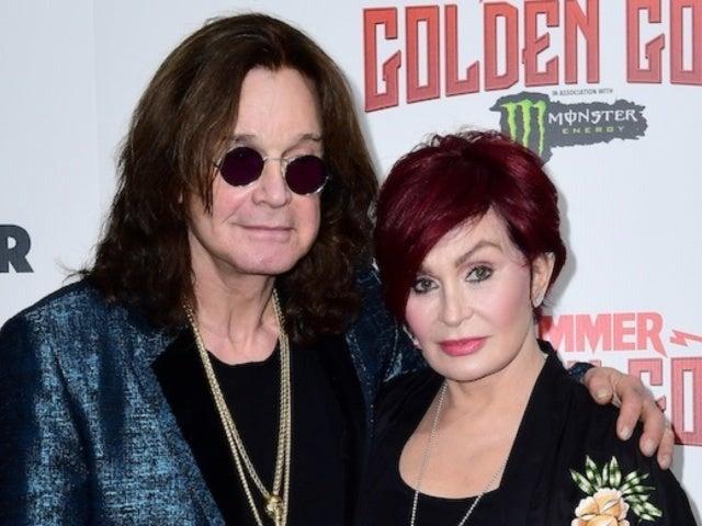 Sharon Osbourne Breaks Down in Tears Amid Husband Ozzy Osbourne's Parkinson's Diagnosis