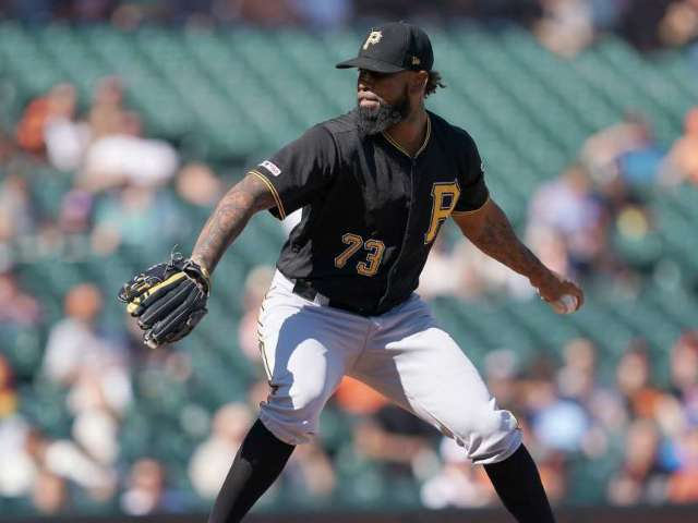 Pirates' Felipe Vazquez Facing 21 New Felony Charges in Assault Case