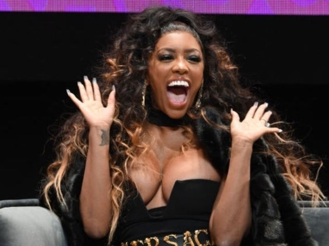 'RHOA' Star Porsha Williams Attends BravoCon in Wheelchair After Undergoing Surgery