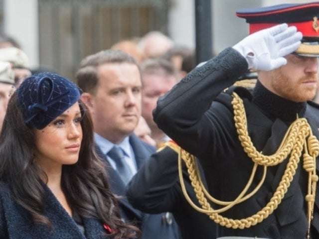Prince Harry Reportedly Hints at Baby No. 2 With Meghan Markle During Visit to Military Families