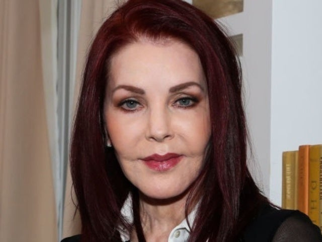 Priscilla Presley Begs UK Host to Stop After He Attempts to Bust out Elvis Impression