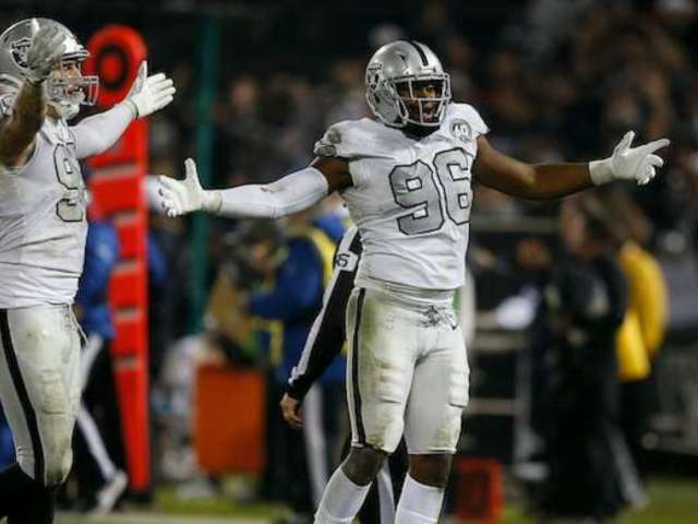 Raiders' Previously Criticized Rookie Class Ranks First in Nearly Every Category