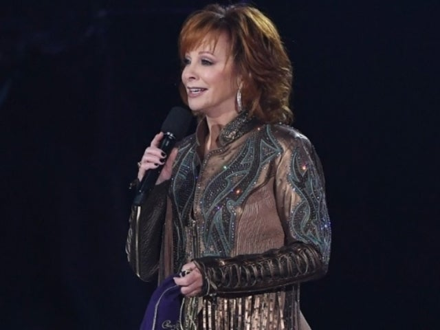 Reba McEntire Is All Smiles Shimmying With 'Little Sparkle and Fringe'