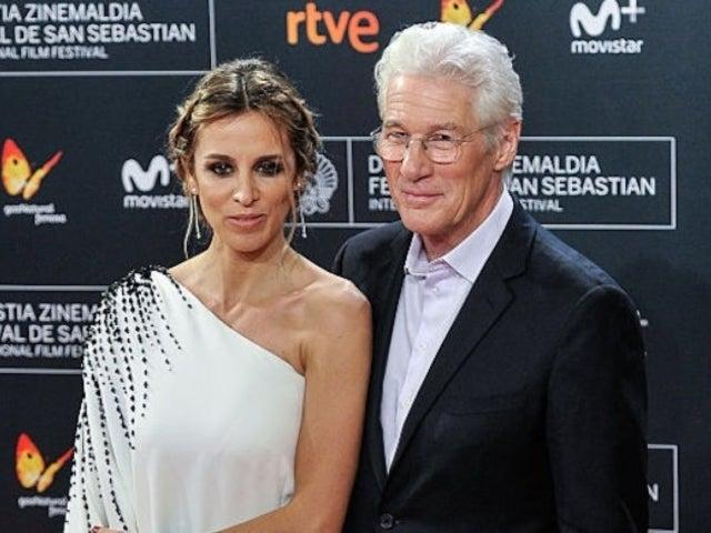 Richard Gere Expecting Baby No. 2 With Wife Alejandra Silva