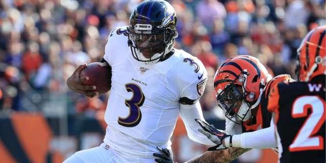 Ravens Backup QB Robert Griffin III Ran 'in Slow Motion' to Copy Tom Brady - PopCulture.com