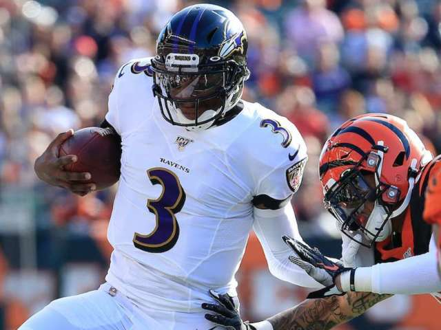 Ravens Backup QB Robert Griffin III Ran 'in Slow Motion' to Copy Tom Brady