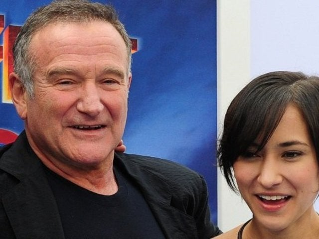 Robin Williams' Daughter Zelda Gets His 'Aladdin' Character Using Disney Instagram Filter, and Fans Love It