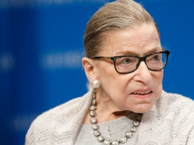 Justice Ruth Bader Ginsburg Hospitalized With Fever and Chills