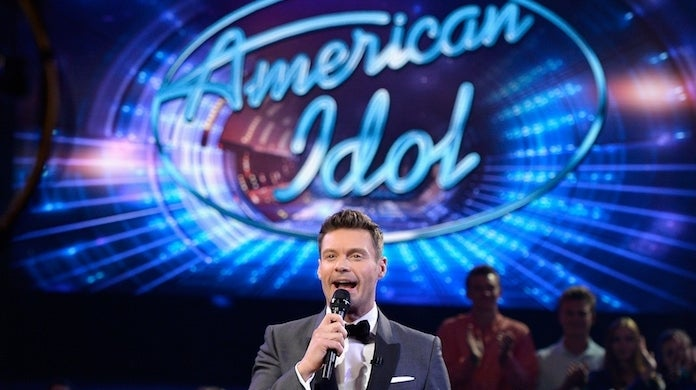 ryan-seacrest-american-idol_getty-Kevork Djansezian : Stringer