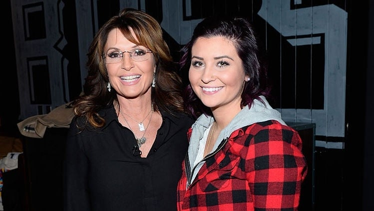 Sarah Palin Willow Palin