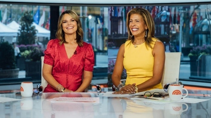 savannah guthrie hoda kotb today show getty images