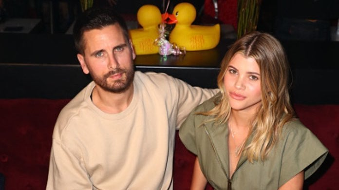 Scott Disick and Sofia