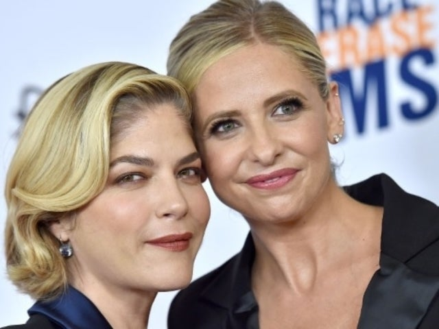 Selma Blair and Sarah Michelle Gellar Have Impromptu 'Cruel Intentions' Reunion During Getty Fire Evacuation