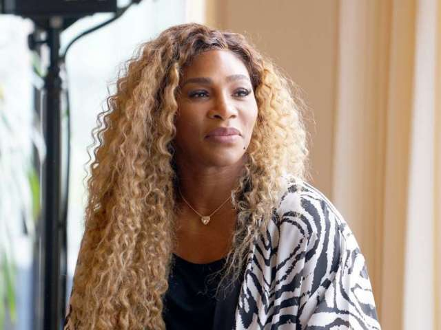 Serena Williams Reveals Stunning Figure, Water Slide Video While on 'Vacation' With Family