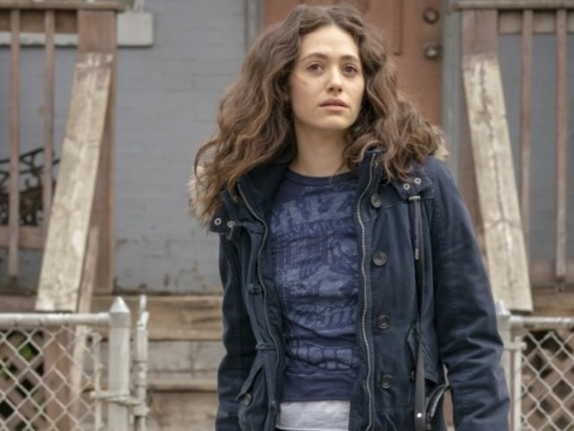 'Shameless' Star Emmy Rossum Reveals Total Body Transformation Photo With Big, Blonde Hair