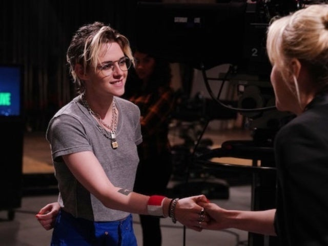 'SNL' Host Kristen Stewart Has Intense Face-Off With Kate McKinnon in New Preview