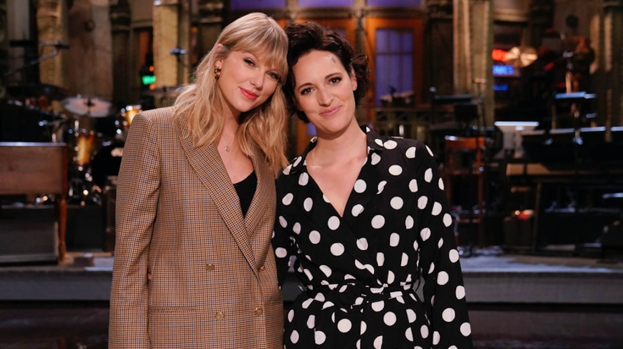 snl-taylor-swift-phoebe-waller-bridge