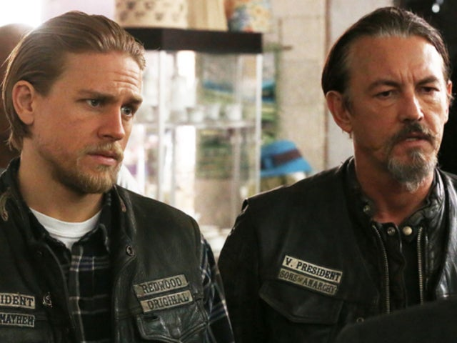 'Sons of Anarchy' Stars Tommy Flanagan and Dayton Callie Reunite in New Photo: 'Always a Pleasure, Never a Chore'