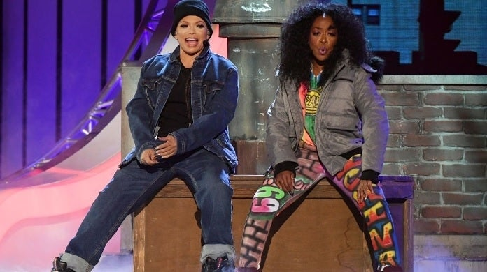 soul train awards hosts 2018 getty images
