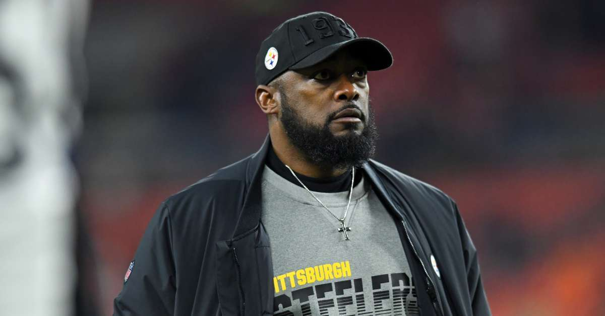 Steelers Coach Mike Tomlin Says Brawl Against Bowns Is 'Ugly for the Game of Football'
