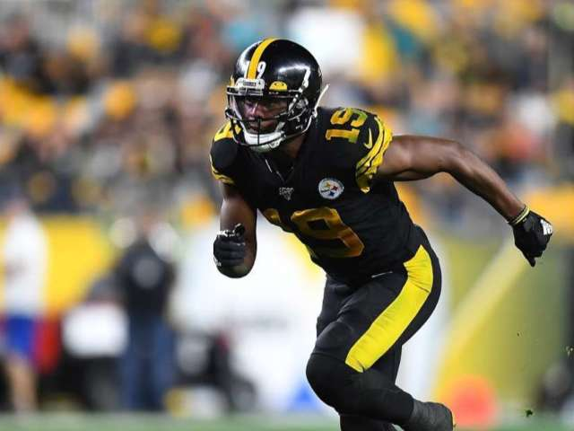 Steelers WR JuJu Smith-Schuster Posts Instagram Video That Shows Car Going Over 100 mph