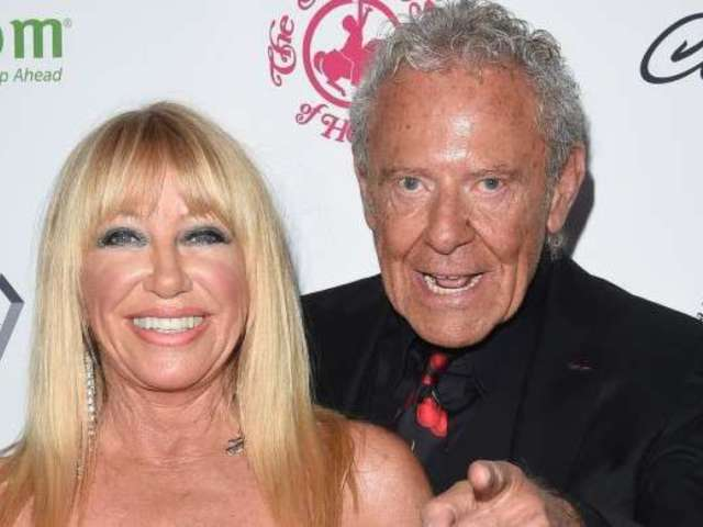 Suzanne Somers Reveals She and Her Husband Get Weekly 'Sex Shots'