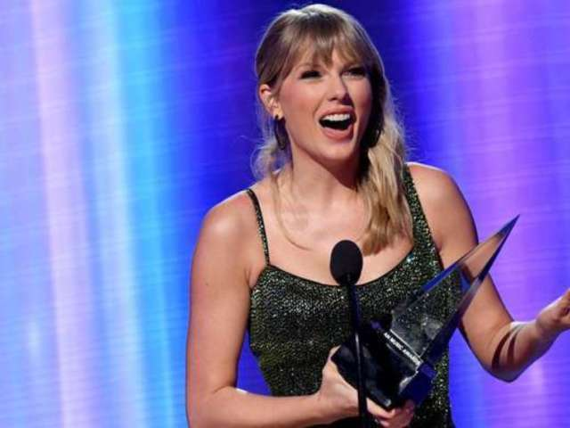 AMAs 2019: Taylor Swift Sets Monumental Record