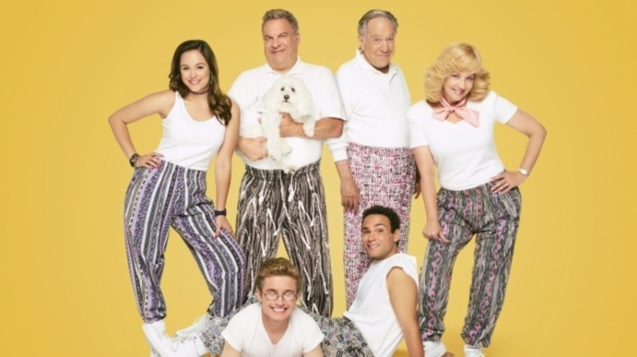 The goldbergs cast ages