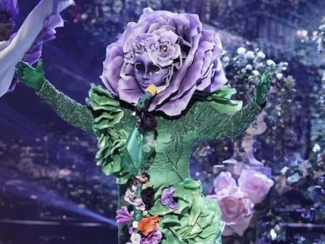 'The Masked Singer' Eliminates the Flower, and They're a Music Legend