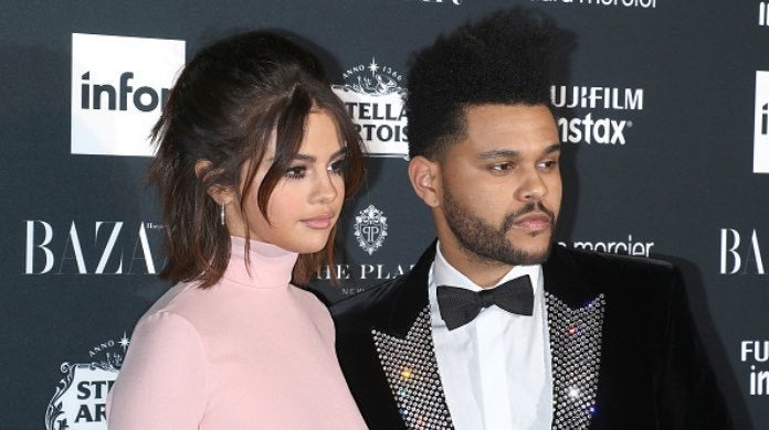 The Weeknd and Selena Gomez-2