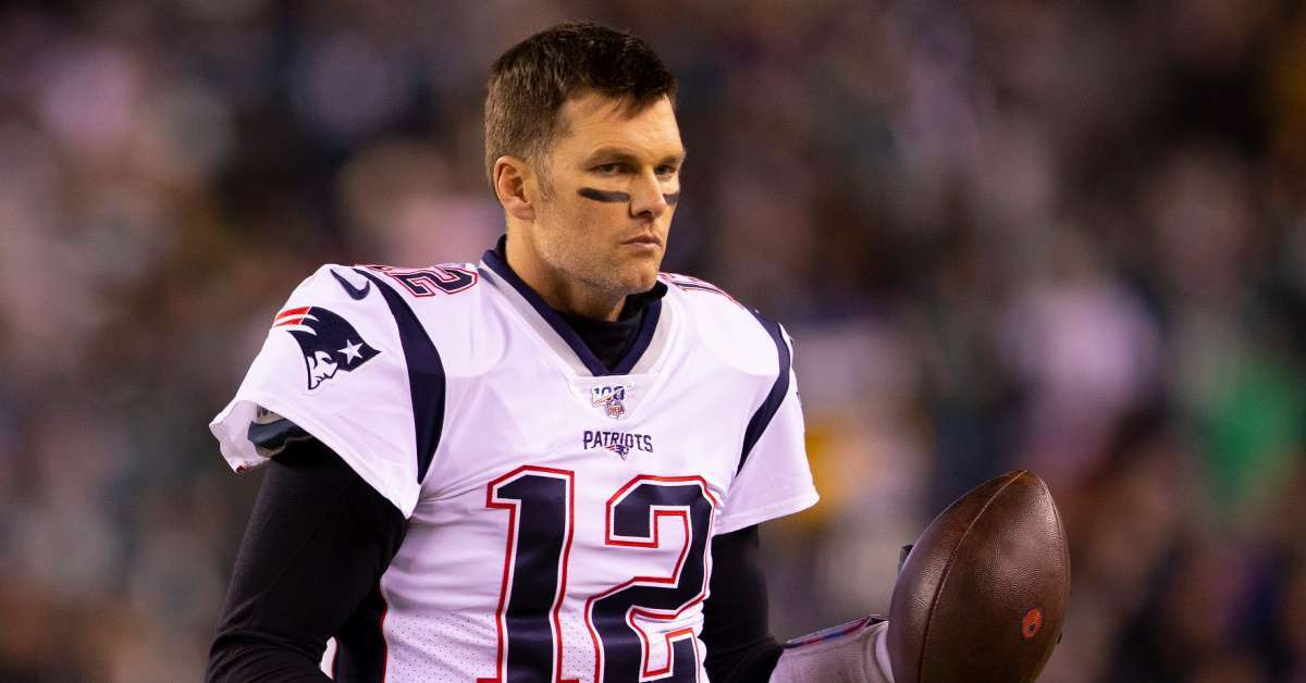 Tom Brady Dealing With Elbow Injury, Listed as Questionable for Patriots Game Against Cowboys