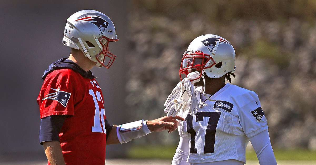 Tom Brady 'Likes' Antonio Brown's Apology to Patriots