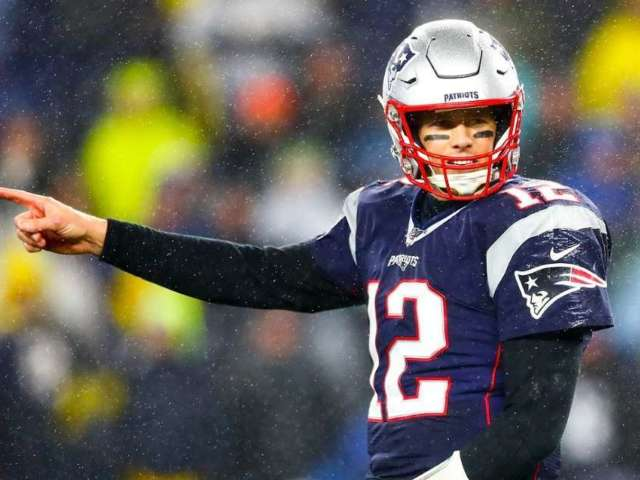 Tom Brady Not Worried About Elbow Injury, Will Be 'Ready to Go' Sunday