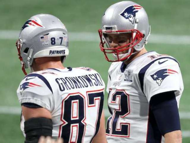 Tom Brady Responds to Rob Gronkowski's Criticism of Patriots