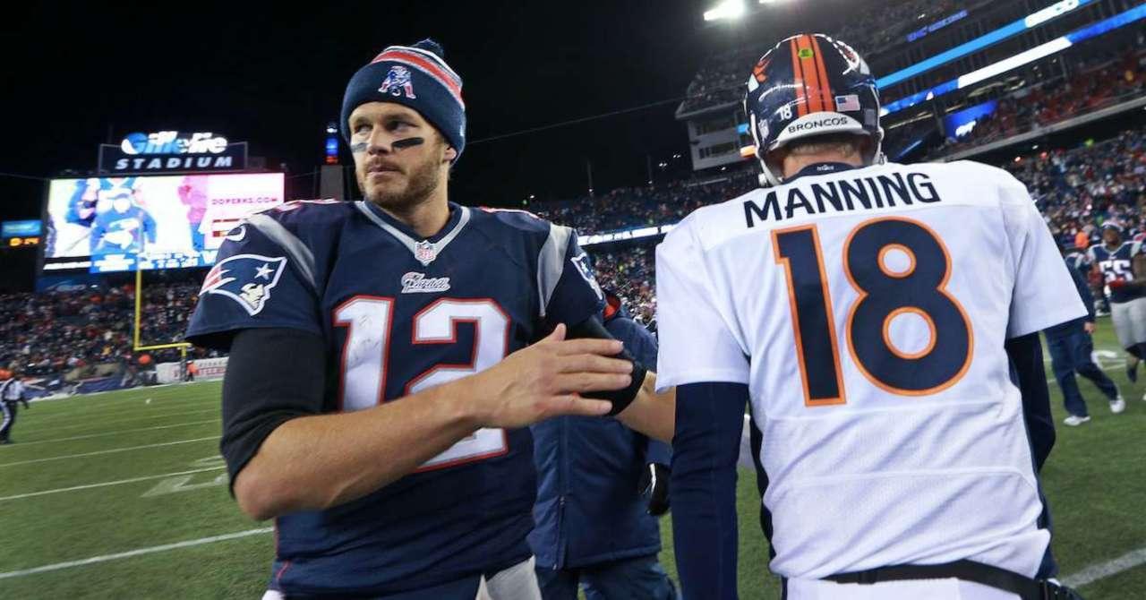 Tom Brady S Halloween Joke About Peyton Manning Leaves Fans