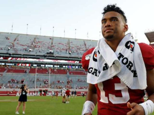 Former NFL Executive Michael Lombardi Worries About Tua Tagovailoa's Size