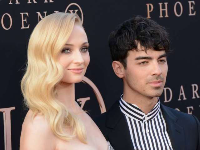 Watch Sophie Turner and Joe Jonas Show Love to Penn State Football